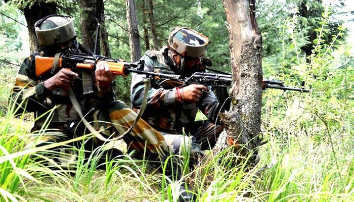Security forces gun down three terrorists in encounter in Jammu and Kashmir