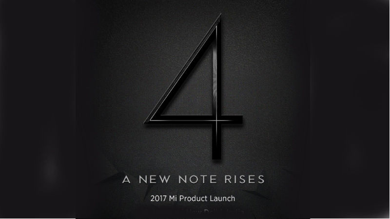 Xiaomi Redmi Note 4 India Launch Confirmed for January 19