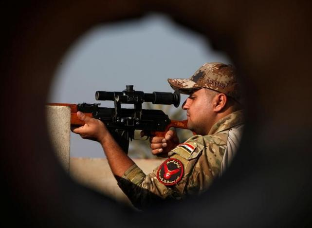 Iraqi forces push Islamic State further back in Mosul: Military