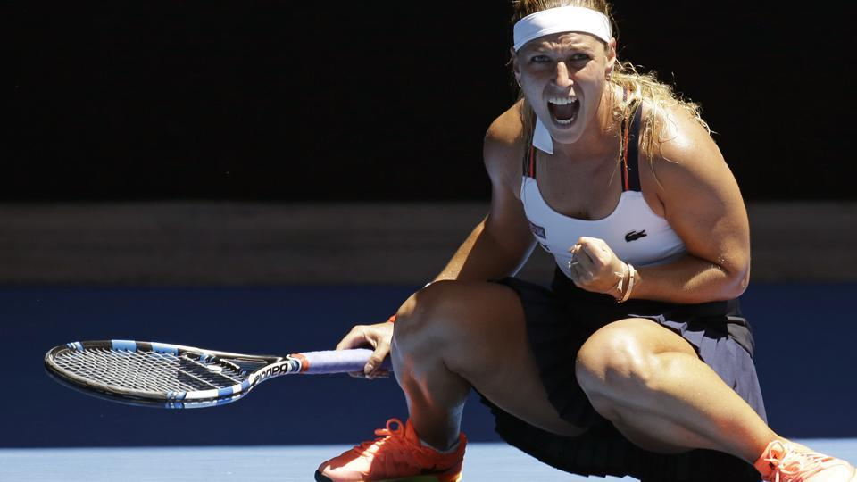 Australian Open:Caroline Wozniacki, Dominika Cibulkova storm into third round