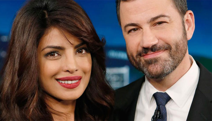Priyanka Chopra to appear on 'Jimmy Kimmel Live' again