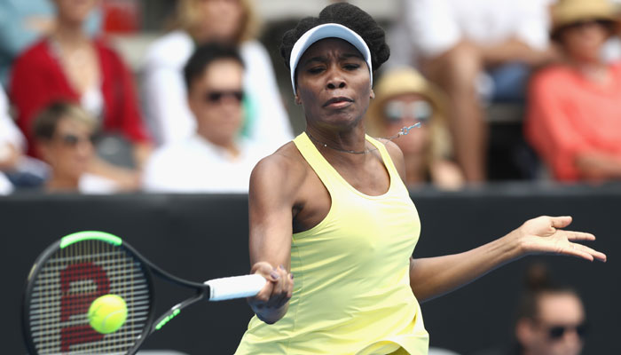 Australian open 2017: Venus Williams beats Anastasia Pavlyuchenkova, enters first semi-final in 14 years