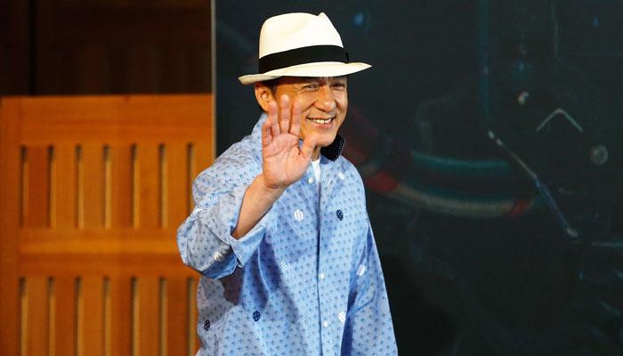 Salman Khan meets Jackie Chan – See PIC