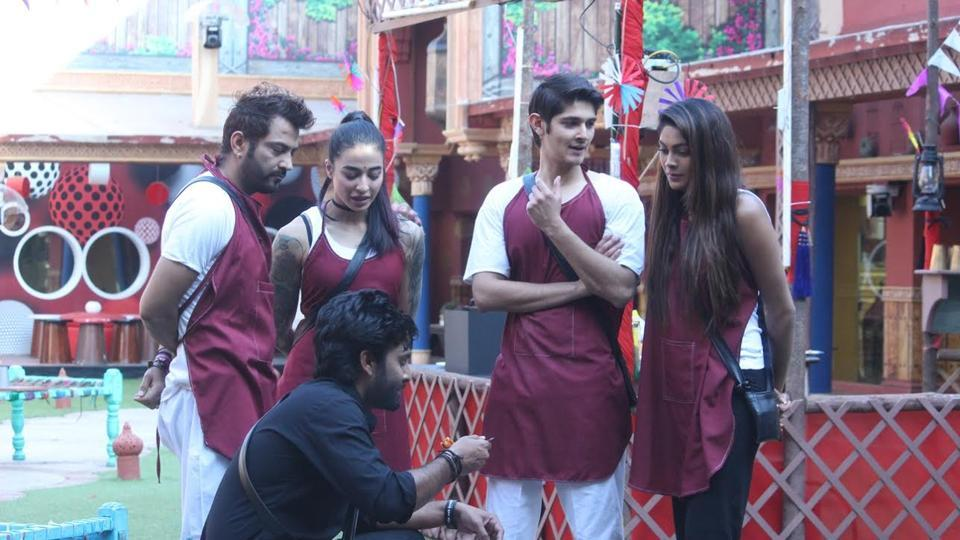 Bigg Boss 10, episode 100 preview: Lopa, Rohan fight with Bani and Manveer