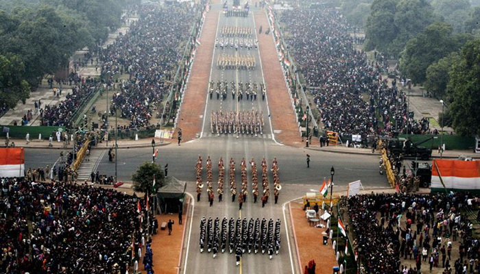 India celebrates Republic Day, displays its military might and cultural diversity
