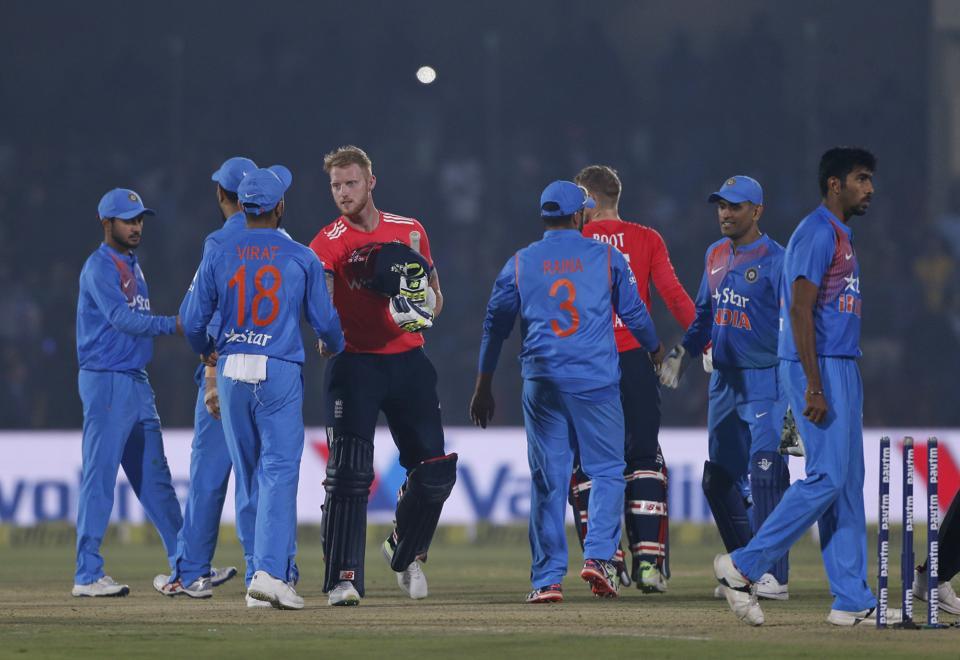 Eoin Morgan England star as India fail in captain Virat Kohli's Twenty20 debut