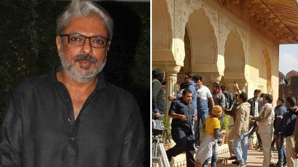 Sanjay Leela Bhansali slapped on Padmavati sets: Bollywood tweets in shock