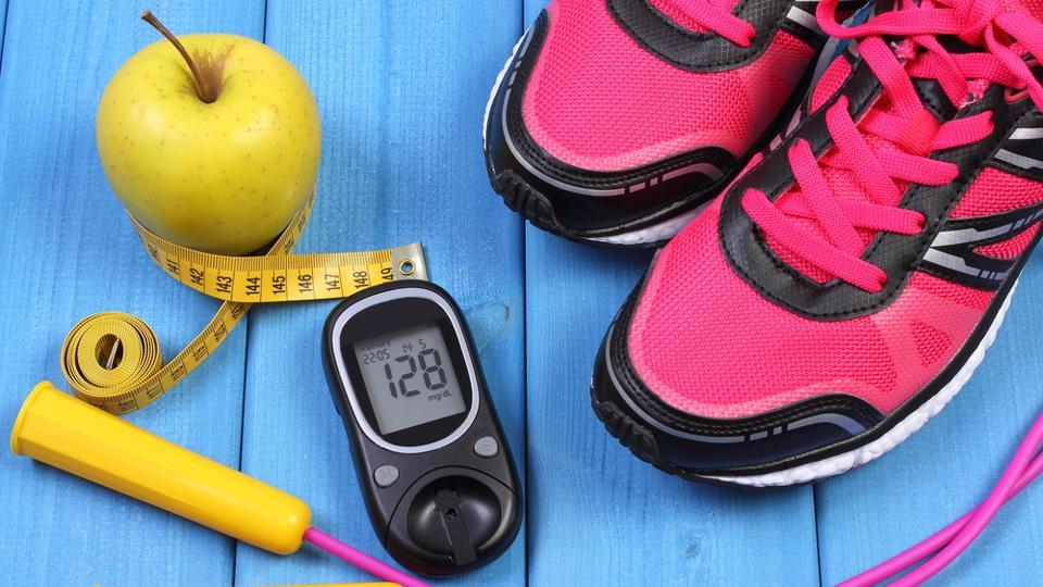 People with Type 1 diabetes need to exercise with caution