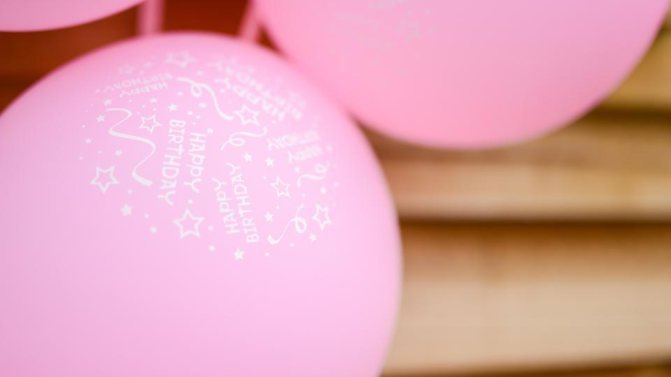 Beware! Bursting balloons may cause hearing loss