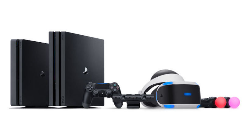 PS4 Pro, PlayStation VR, and PS4 Slim India Price and Release Date Confirmed