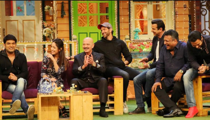 The Kapil Sharma Show: Dance, masti and laughter pangs with