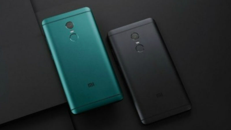 Xiaomi Redmi Note 4X Launch Set for Today; Render Image Leaks