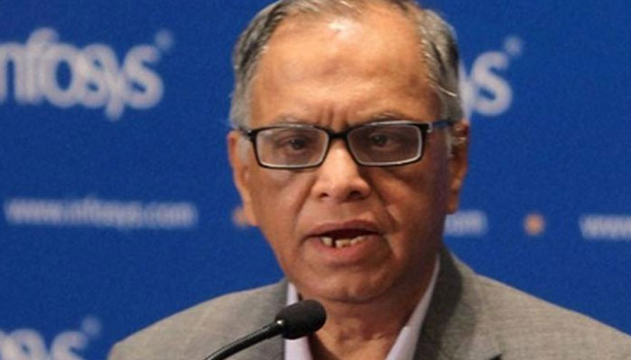 Corporate governance issues demoralising for employees, says Narayana Murthy