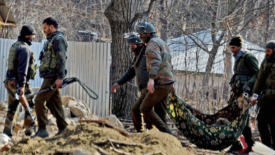 Militants in Kashmir's Kulgam encounter identified as Hizbul and LeT operatives