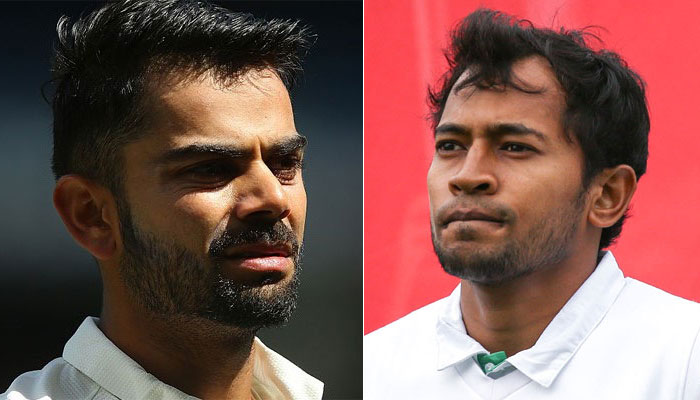 Live Cricket Score: Ind vs Ban, one-off Test, Day 5: R Ashwin dismisses skipper Mushfiqur Rahim for 23