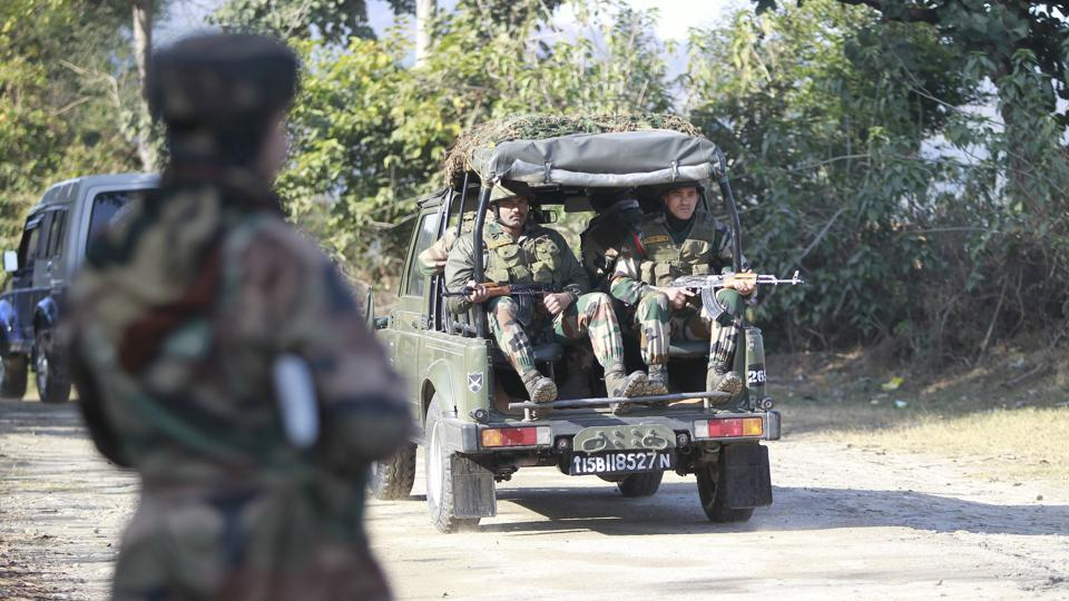 J-K: Militant killed, 4 soldiers harmed as gunfight wraths in Bandipora