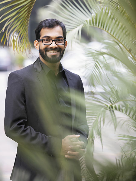 NRI entrepreneur Ashwath Hegde is helping shoppers go green