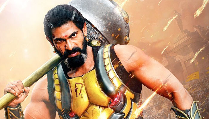 Baahubali 2': We were probably making the largest film in this part of the world, says Rana Daggubati