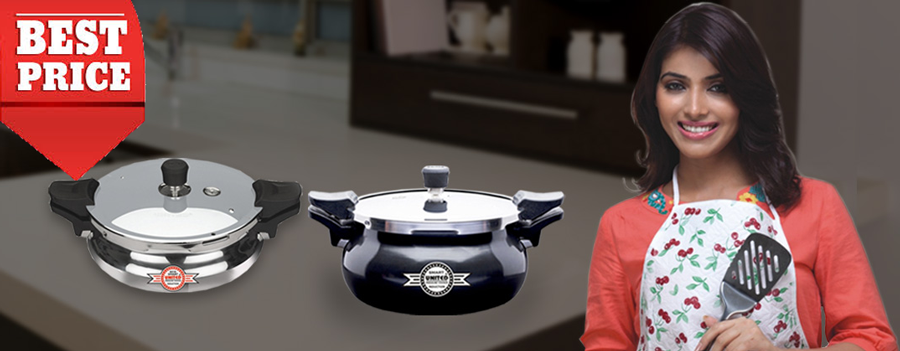 A budget option for the New pressure Cooker
