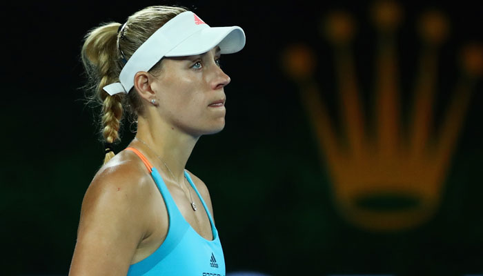 Qatar Open: Angelique Kerber crashes out of Doha after losing to Russia
