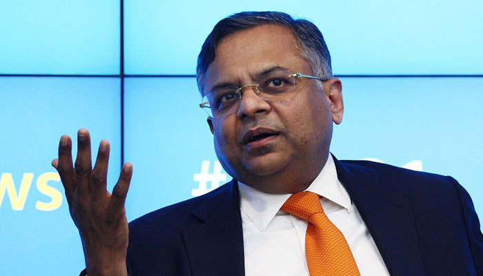 N Chandrasekaran takes over Tata Group reins today, says it