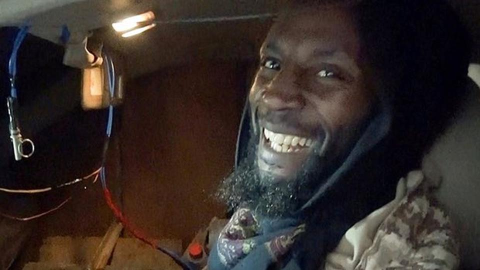 Islamic State suicide bomber a British native, previous prisoner at Guantanamo Bay