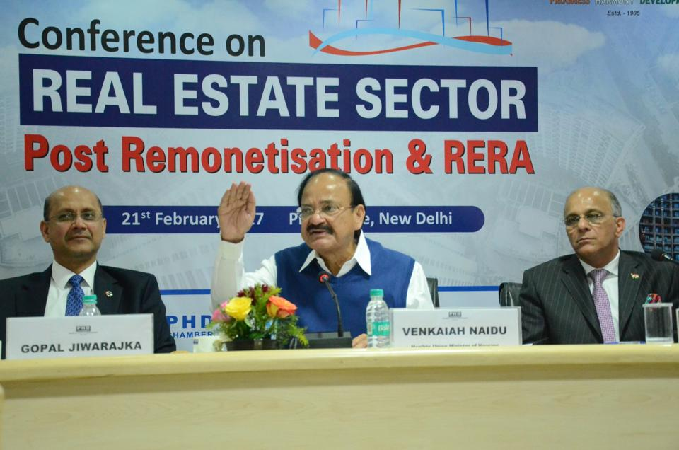 Not a solitary reasonable housing proposition got from private developers: Naidu