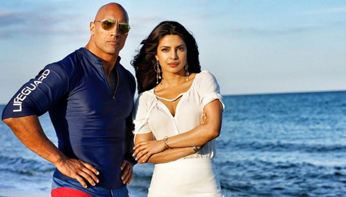Baywatch: Priyanka Chopra looks unapologetically stunning in red - See Poster