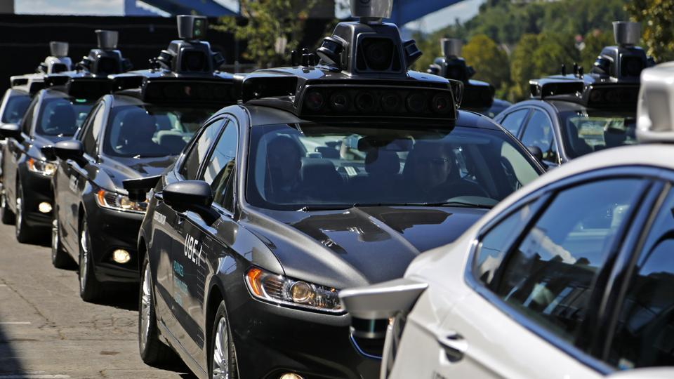 Google-owned Waymo sues Uber for stealing its self-driving car technology
