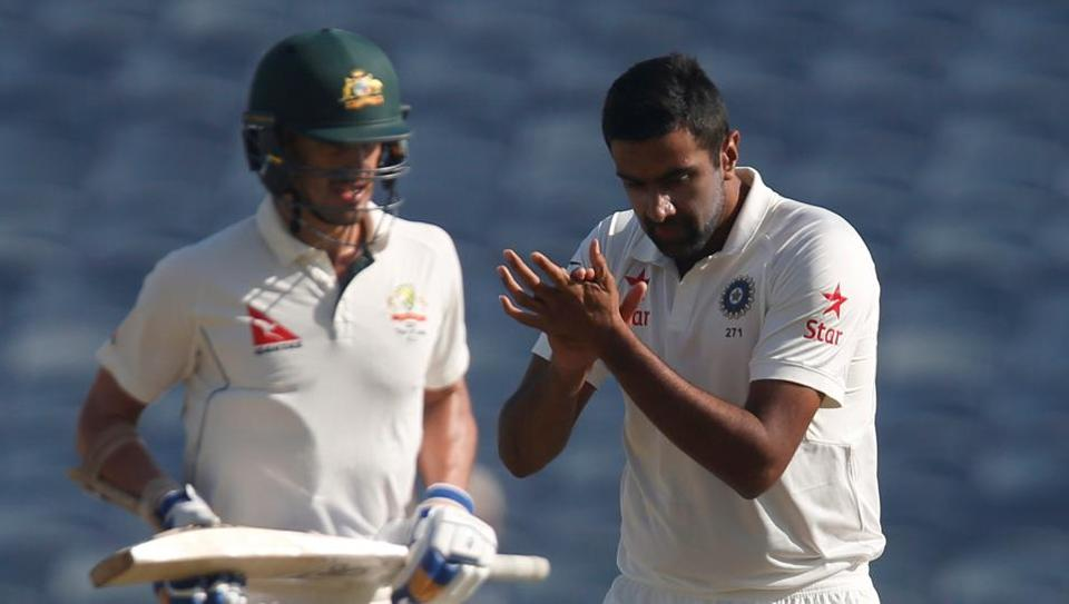 India vs Australia: Ashwin gets Starc, visitors all out for 260