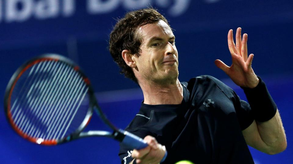 Andy Murray dominant on return but Stan Wawrinka dumped out of Dubai Tennis
