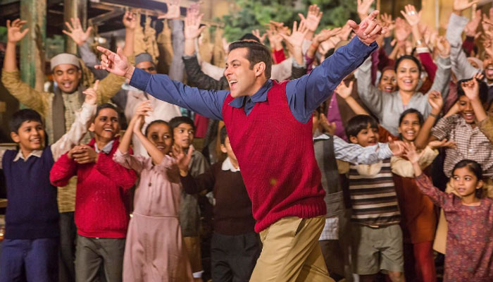 Salman Khan preps up for his dance film with Remo D