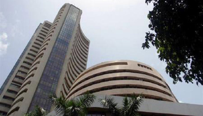 Sensex hits crisp 52-week high; Nifty near 9,000 mark