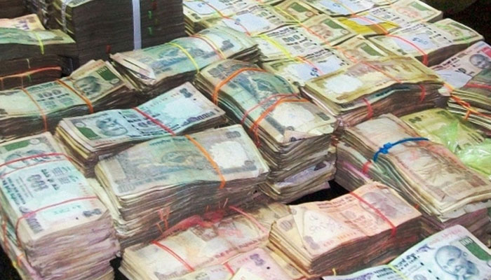 Rs 70,000 crore worth black money  distinguished since notes ban, says black money panel member​