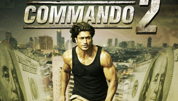 Commando 2 movie review: A frothy laidback entertainer