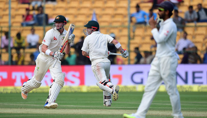 India vs Australia, 2nd Test, Day 2: Shaun Marsh, Matt Renshaw dampens hosts