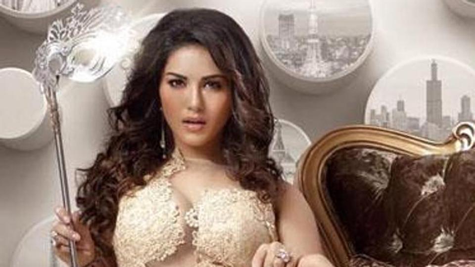 Sunny Leone to sizzle in a rustic avatar in Telugu film PSV Garuda Vega