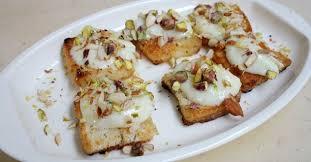 Shahi Tukde Recipe