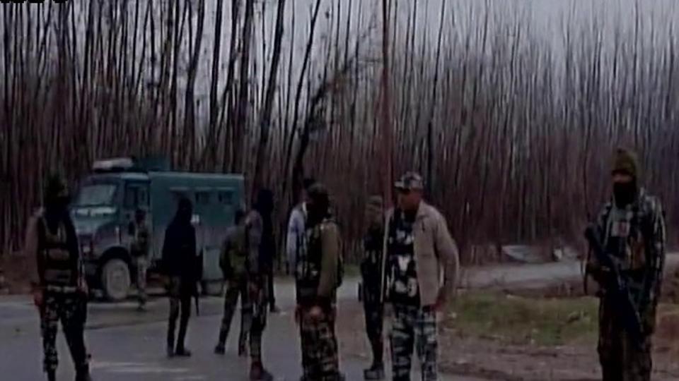 Encounter underway in J-K's Pulwama, one terrorist killed