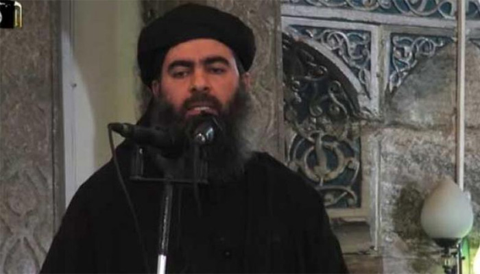 IS pioneer al-Baghdadi has fled Mosul, reports US official​