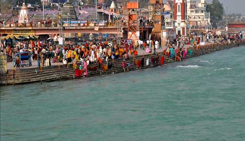 A First In India: Uttarakhand HC Declares Ganga, Yamuna Rivers As Living Legal Entities.