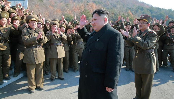 North Korea has no fear  of US approvals move, will pursue atomic arms: Envoy