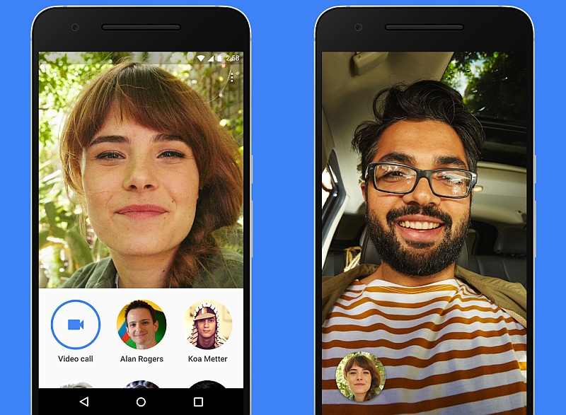 Google Duo Gets Audio-Only Calls, Allo Gets File Sharing, Photos Gets Backup and Sharing Improvements