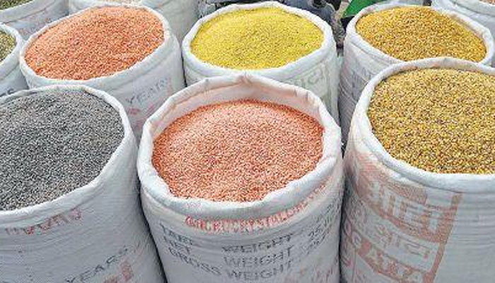Pulse costs fall 30% over the most recent one year; chana rates likely to ease