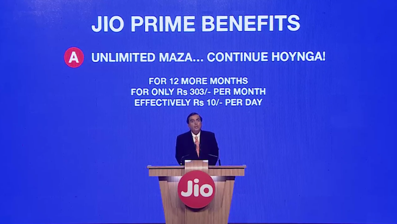Reliance Jio Prime Subscription Deadline May Be Extended by a Month.