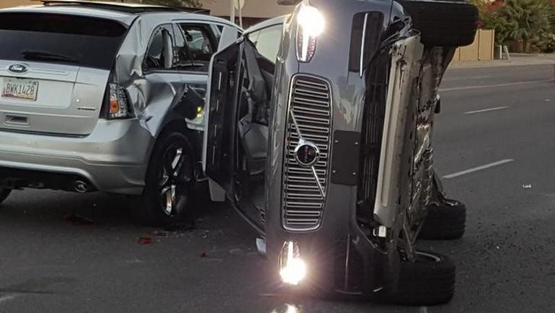 Uber Resumes Self-Driving Programme Three Days After Arizona Crash