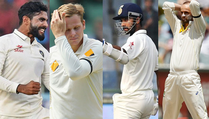 IND vs AUS, 4th Test, Day 4 - India win Dharamsala Test by 8 wickets, clinch series 2-1