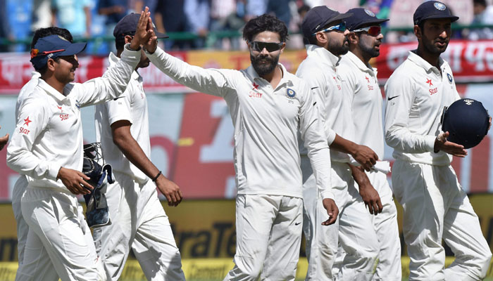 India end bitterly-fought series on high, beat Australia in 4th Test, clinch Border-Gavaskar trophy