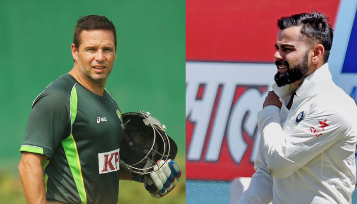 India vs Australia: Gujarat Lions coach Brad Hodge tenders timely apology to Virat Kohli and