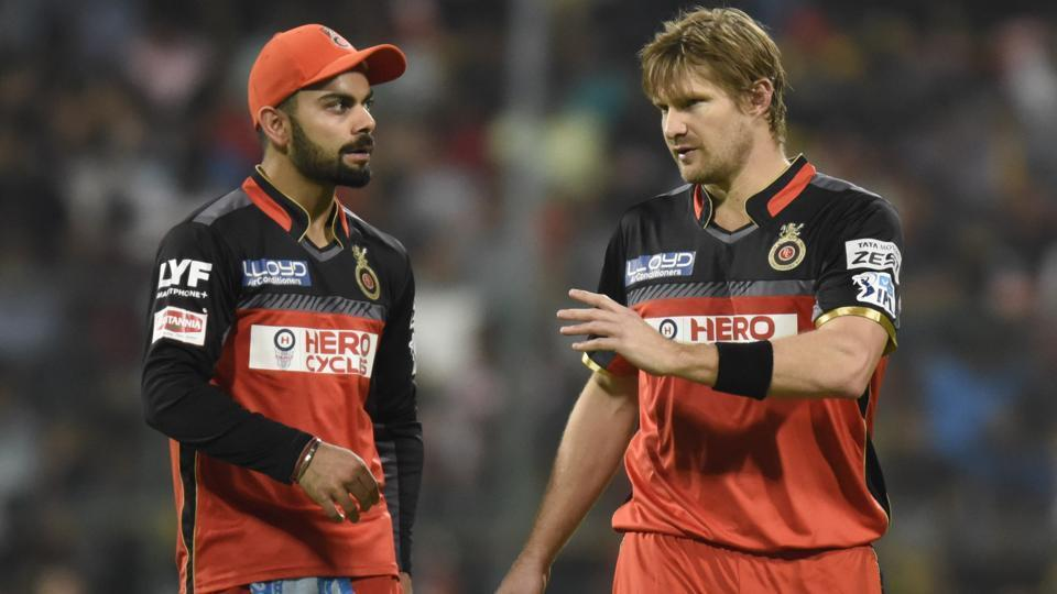 RCB to be led by Shane Watson in Virat Kohli, AB de Villiers' absence in IPL 2017
